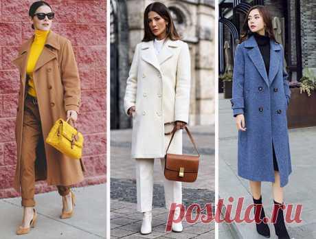 Самые обалденные пальто весны-осени: фото - Я Покупаю