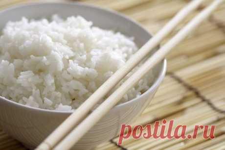 Все вредное выведет рис. Секрет тибетских лам. — Полезные советы