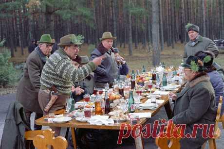Ужин государственной важности - Город - МОСЛЕНТА