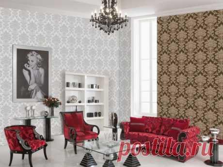 Как красиво оклеить гостиную обоями: примеры на фото Обои в гостиной: стильные техники для современного интерьера на фото.