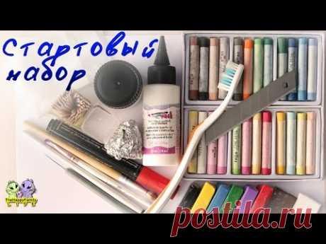 TOOLS for a molding! What to begin with? (Polymeric clay) \/ Svetlana Nyashina