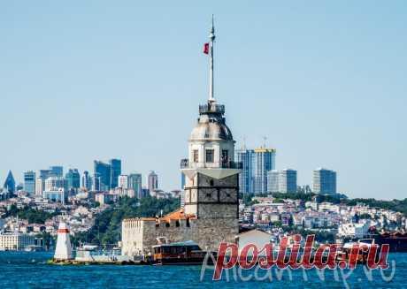 Девичья башня в Стамбуле: история, легенда и полезное