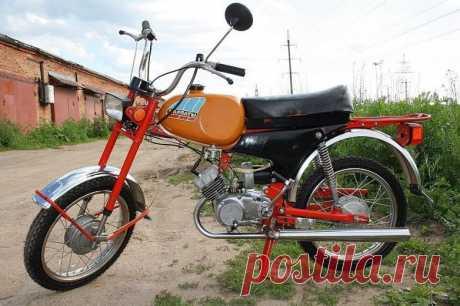 5 крутых мотоциклов, о которых мечтал каждый советский старшеклассник / Назад в СССР / Back in USSR