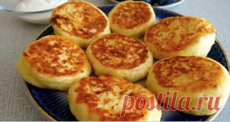 Безукоризненные сырники с румяной корочкой: вкусный завтрак за 20 минут