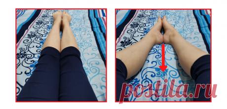 Показываю как подтянуть мышцы живота. (Не нужно вставать с кровати и качать пресс.) | Блонд Марина | Яндекс Дзен