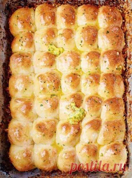 Как испечь хлеб для пикника | Рецепты Джейми Оливера