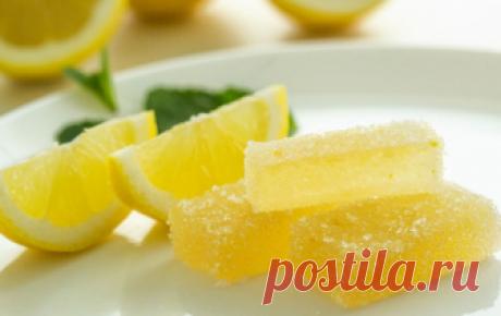 Мармелад из лимона. Вкусный десерт, богатый витаминами! Если вас смущает кислота лимона, приготовьте мармелад и получите вкусный десерт, богатый витаминами.