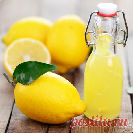 Лимонная диета: эффективная программа потери веса и детоксикации всего организма
