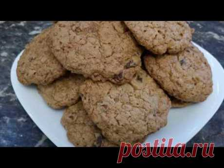 Ковбойское печенье - самое вкусное овсяное печенье! - YouTube
