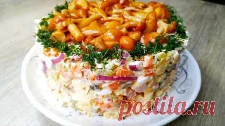 """Хватит готовить """"Оливье"""": рецепт новогоднего салата, который станет хитом"""