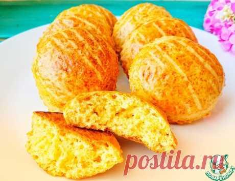 Мягкое апельсиновое печенье – кулинарный рецепт