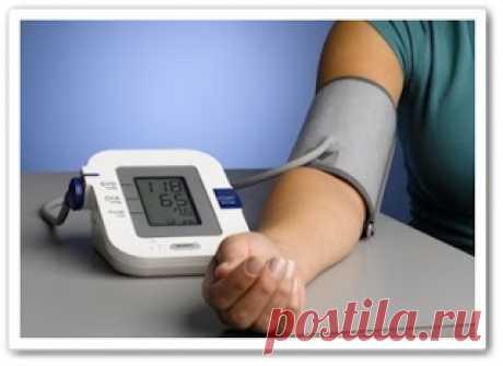 Гипертония - чем снизить артериальное давление (видео)