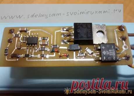 Электронный проходной выключатель с любым количеством выключателей Проходные выключатели обычно используют в длинных коридорах или на больших расстояниях, когда нужно включать или выключать в одном месте и включать или