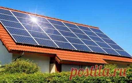 5 причин почему стоит купить солнечные панели – БУДЬ В ТЕМЕ