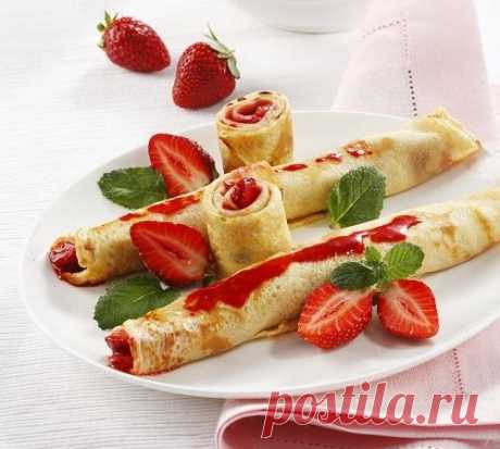Strawberry desserts: a selection of recipes on the website of 7 dachas