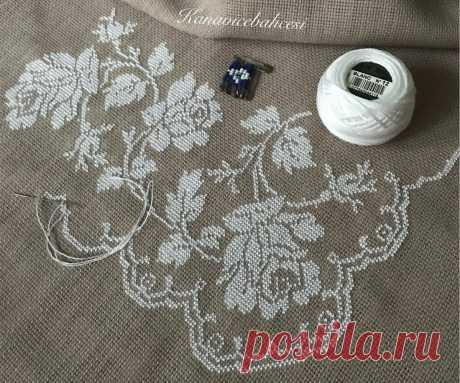 Немного схем для вышивания уголков - это очень душевно и красиво: точно стоит попробовать | Мои непослушные крестики | Яндекс Дзен