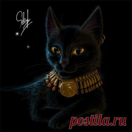 Культ кошки в Древнем Египте