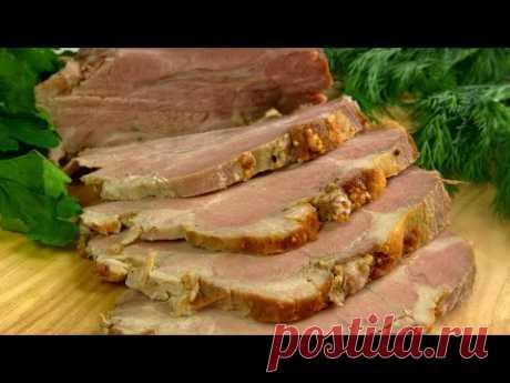 Мясо,которое тает во Рту! Идеально для Праздника