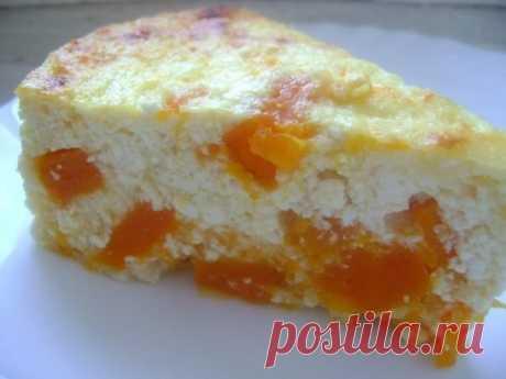 Интересные новости    Творожная запеканка с морковью и яблоком  98 ккал/100г
