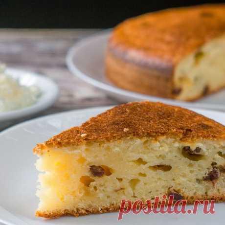 Творожный пирог (рецепт для новичков) - Простые рецепты Овкусе.ру