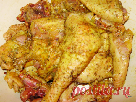 Домашняя курица в ореховом соусе - сочная и мягкая | Гурман | Вкусные блюда, рецепты газеты «Е» и сайта ye.ua | ye.ua