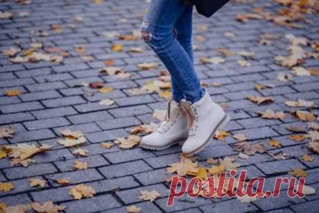 Как защитить обувь от осенней непогоды   CityWomanCafe.com