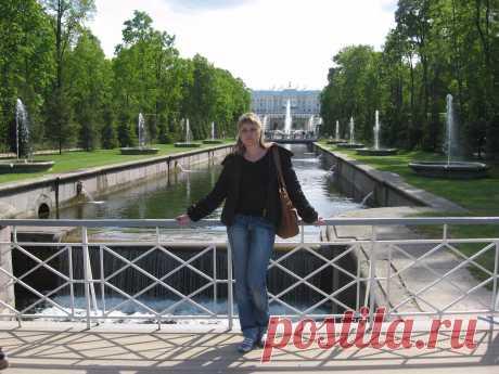 Инна Пономарева