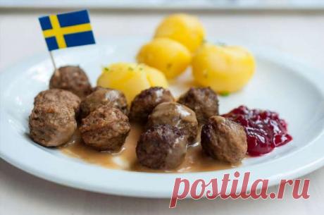 Свершилось: IKEA раскрыла фирменный рецепт самых вкусных на свете фрикаделек