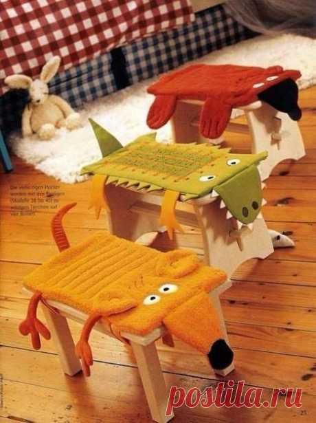 Забавные подушки