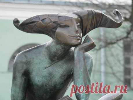 30 самых необычных скульптур в Петербурге | Blog Fiesta