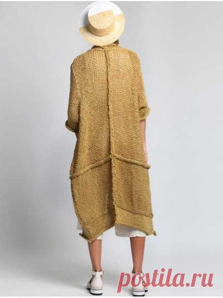 #одежда_стиль_вязание