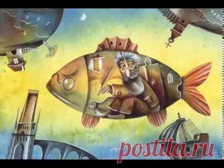 Eugene Ivanov Paintings.  Part 3. - YouTube