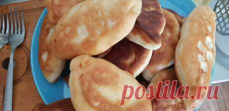 Мой любимый рецепт теста для пирожков, очень простой и пирожки получаются вкусные | КУХОННЫЙ ПРОФЕССОР | Яндекс Дзен