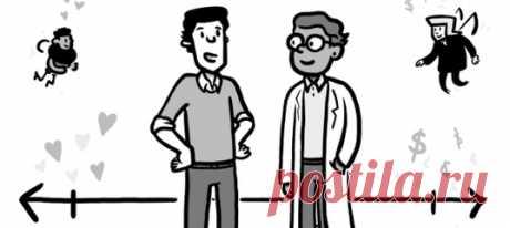 Мы не всегда принимаем хорошие решения. Обижаем друзей, совершаем неудачные покупки, портим первое свидание. Как это изменить? Узнаем вместе с Адамом, героем нового комикса. Под обложкой — научные исследования из нейробиологии, поведенческой экономики и психологии, много юмора, а еще феи Социума и Рынка.