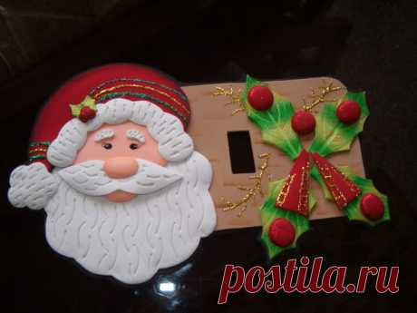Apagadores de navidad en foami moldes - Imagui