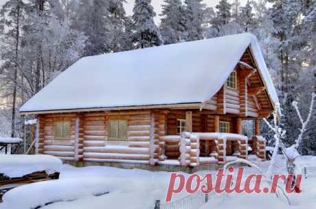 Топить или не топить? Разбираемся, надо ли протапливать дачный домик зимой | Постройки на участке (Огород.ru)
