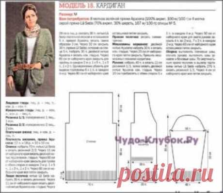 Женские кардиганы | metelica-online.ru