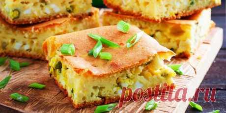 10 заливных пирогов, которые заменят вам обед или ужин - БУДЕТ ВКУСНО! - медиаплатформа МирТесен