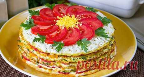 Рецепт вкуснейшего торта из кабачков, который станет главным украшением любого стола - медиаплатформа МирТесен