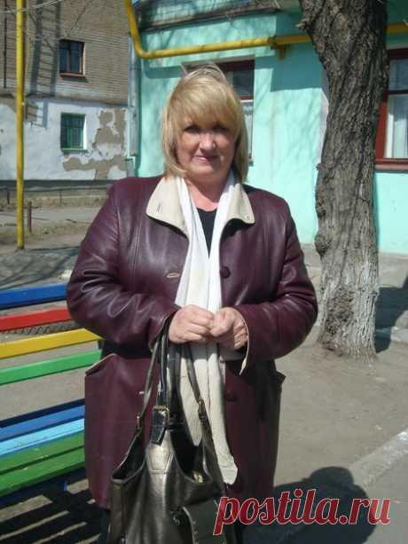 Анна Вантух