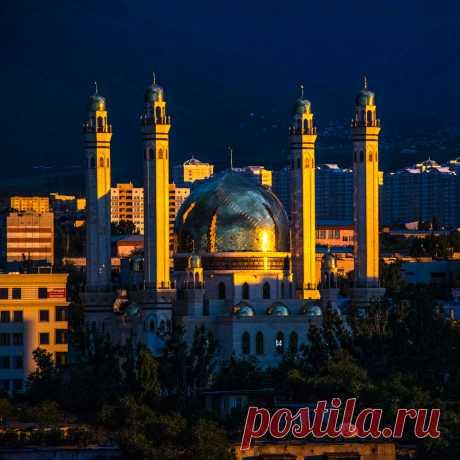 Плато Ушконыр и потрясающий закат в Алматы - Yvision.kz