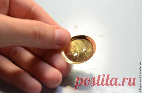 Как создать нежную брошь-розочку из полимерной глины - Ярмарка Мастеров - ручная работа, handmade