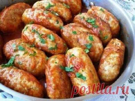 Гречаники #гречаники #вторые_блюда #рецепты #кулинария