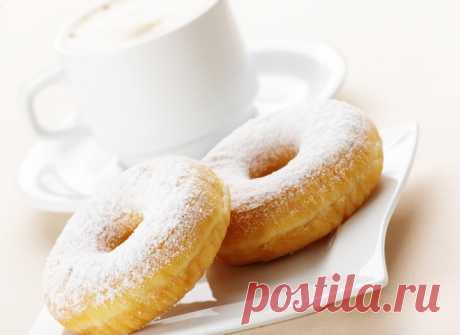 Творожные пончики: рецепт нежнейшего десерта - tochka.net