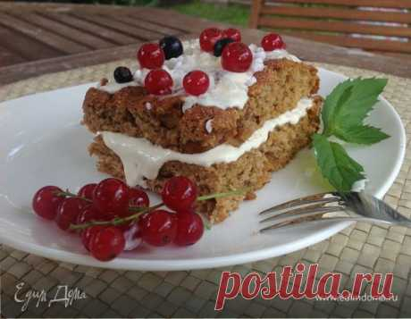 Самый быстрый пирог (на основе варенья) рецепт 👌 с фото пошаговый | Едим Дома кулинарные рецепты от Юлии Высоцкой