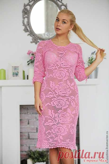 """Платье """"Розочка""""от Олеси Масютиной"""