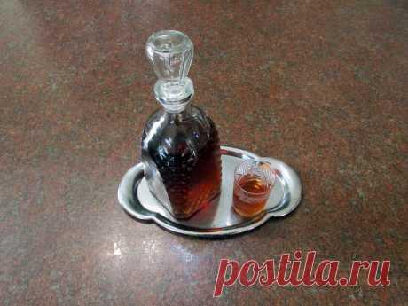 Домашняя настойка апельсиновая с вишней. | Самогон Саныч | Яндекс Дзен