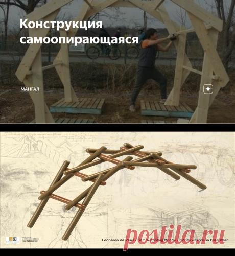 Koнcтpукция самooпирающaяся | Мангал | Яндекс Дзен