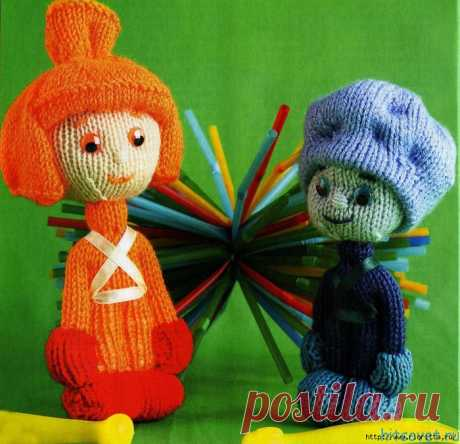 KNITTED TOY SPOKES   Records in a heading KNITTED TOY SPOKES   the Diary of Hope