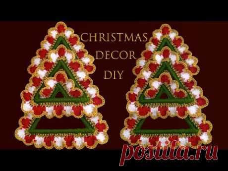 Ideas de Navidad 2019 Como hacer árbol de Navidad decoraciones Navideñas Christmas Decor